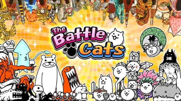 The Battle Cats Logo