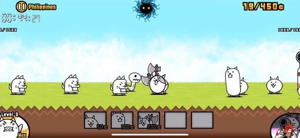 The Battle Cats Screenshot 2
