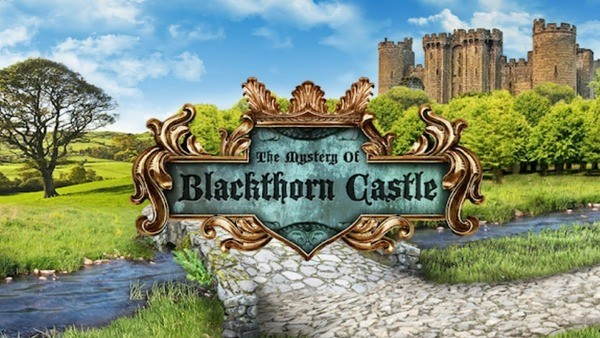 The Mystery Of Blackthorn Castle Logo