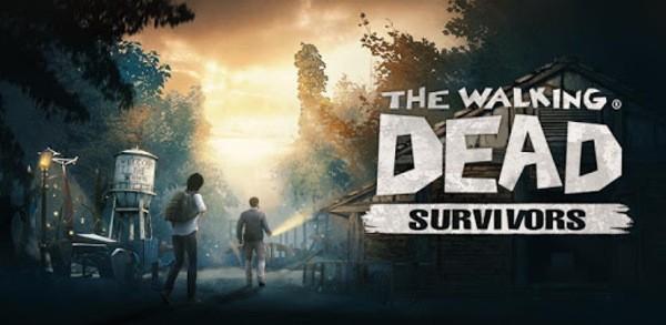 The Walking Dead Survivors Logo