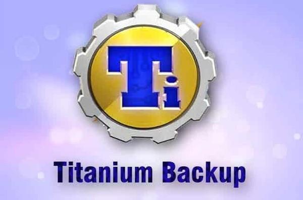 Titanium Backup Logo