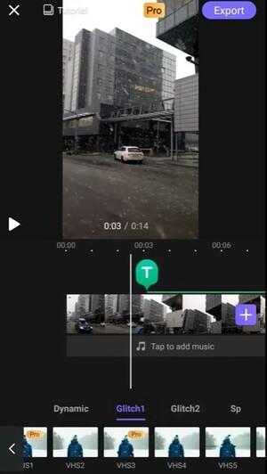 VivaCut Screenshot 1