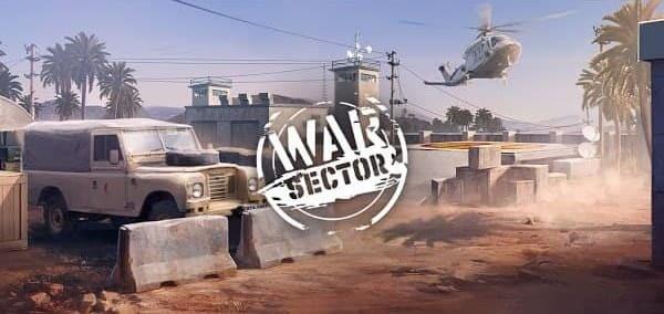 WAR SECTOR Logo