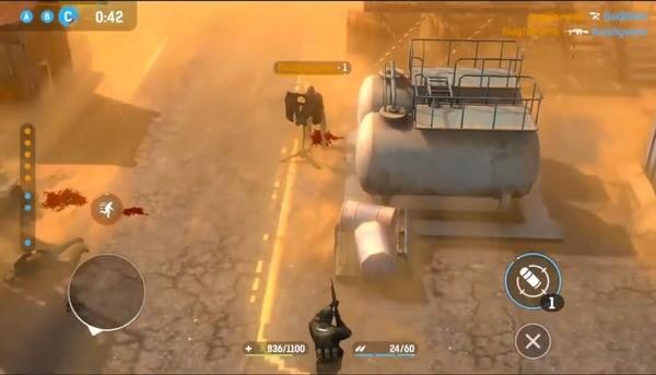 WAR SECTOR Screenshot 1