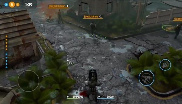 WAR SECTOR Screenshot 3