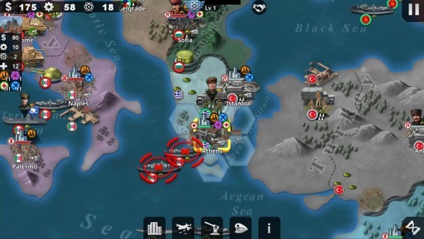 World Conqueror 4 Screenshot 1