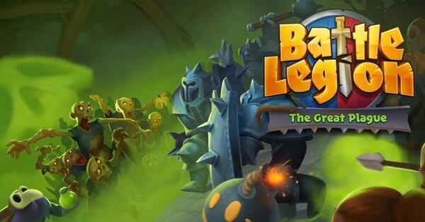 Battle Legion - Mass Battler Logo