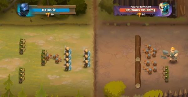 Battle Legion - Mass Battler Screenshot 1