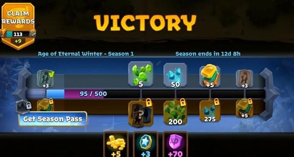 Battle Legion - Mass Battler Screenshot 2