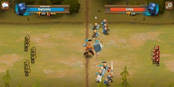 Battle Legion - Mass Battler Screenshot 3
