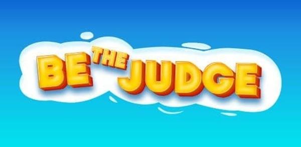 Be The Judge Logo