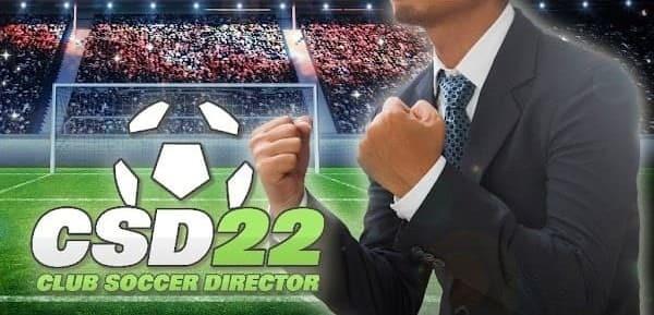 Club Soccer Director 2022 Logo