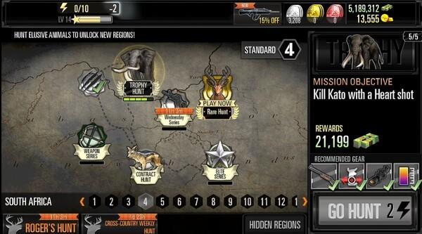Deer Hunter Classic Screenshot 3