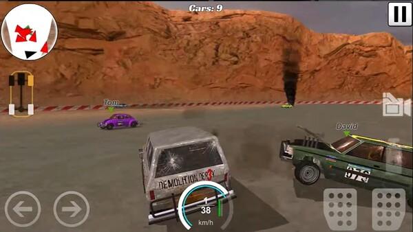 Demolition Derby 3 Screenshot 3
