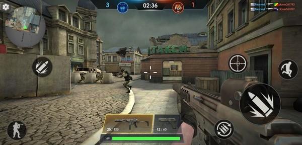 FPS Online Strike Screenshot 2