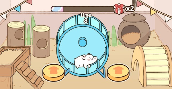 Hamster Cookie Factory Screenshot 2