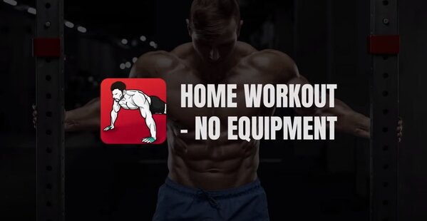 Home workout Logo