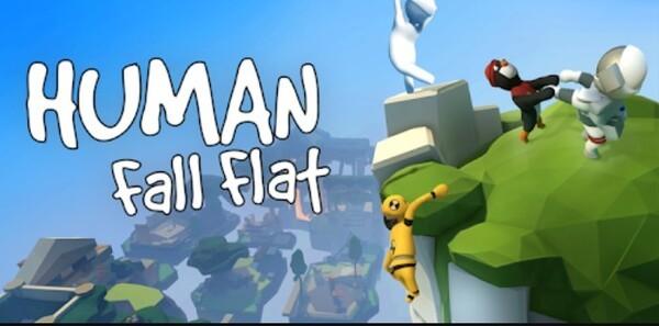 Human Fall Flat Logo