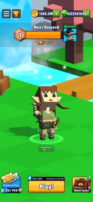 Hunt Royale Mod Screenshot