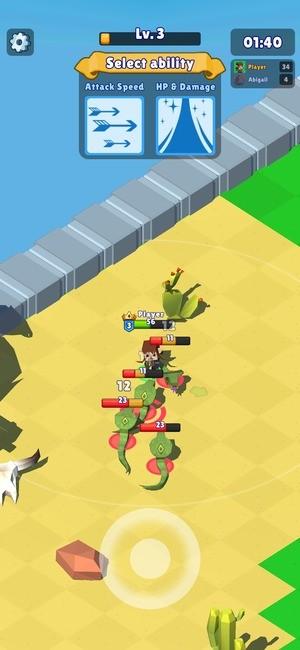 Hunt Royale Screenshot 2