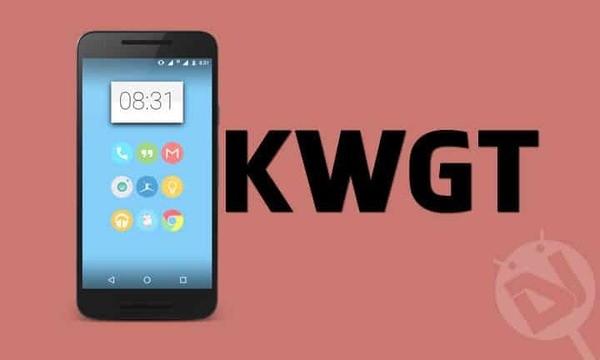 KWGT Logo