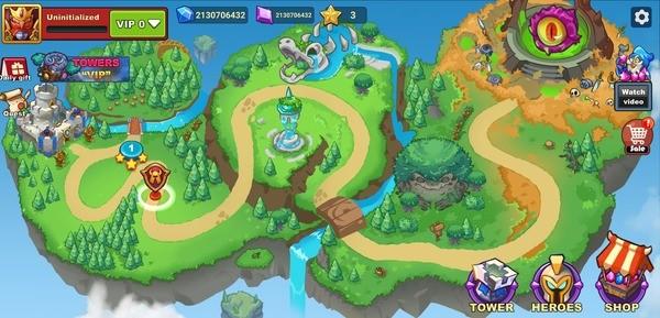King of Defense 2 Mod Screenshot