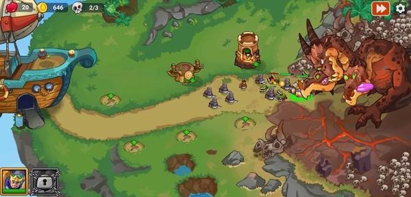 King of Defense 2 Screenshot 1