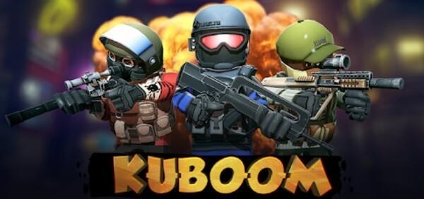Kuboom Logo