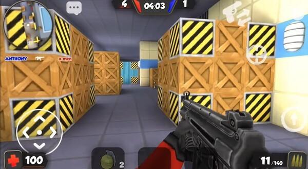 Kuboom Screenshot 1
