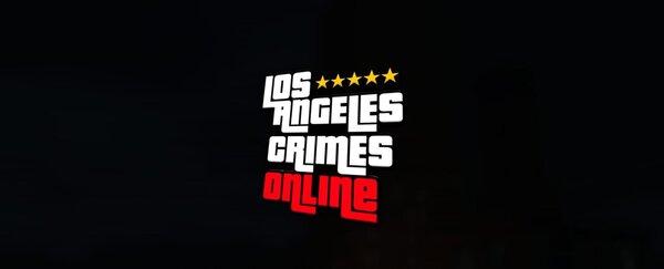 Los Angeles Crimes Logo