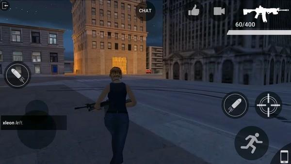 Los Angeles Crimes Screenshot 1