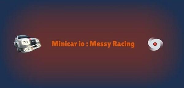 Minicar io Messy Racing Logo
