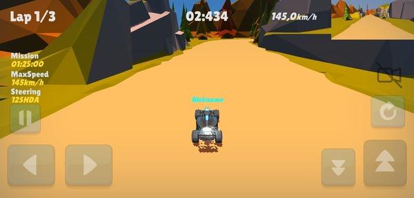 Minicar io Messy Racing Screenshot 3