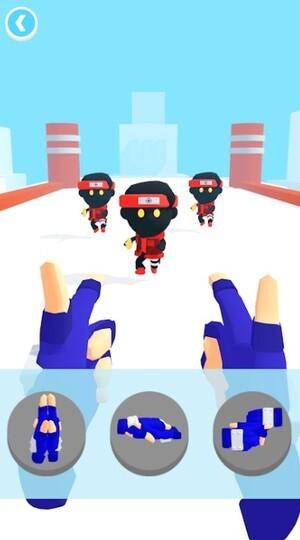 Ninja Hands Screenshot 2
