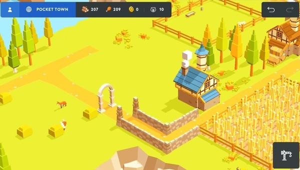 Pocket Build Screenshot 1