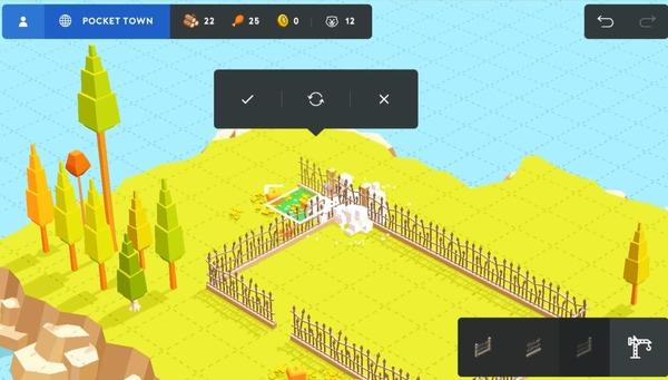 Pocket Build Screenshot 3