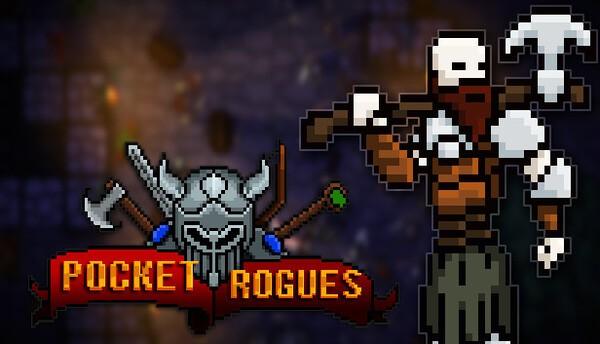 Pocket Rogues Logo