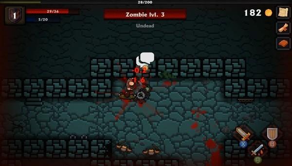 Pocket Rogues Screenshot 1