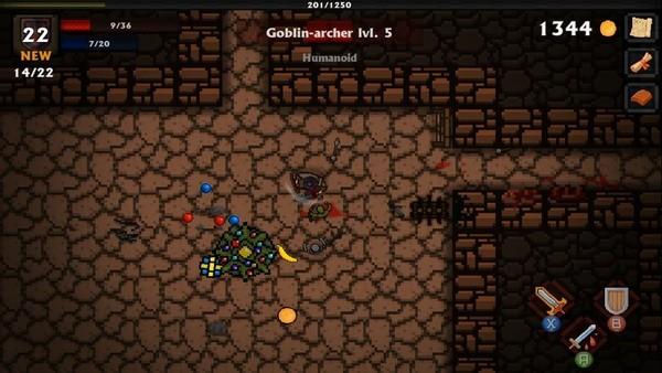 Pocket Rogues Screenshot 3