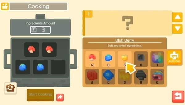 Pokemon Quest Screenshot 1
