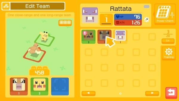 Pokemon Quest Screenshot 2