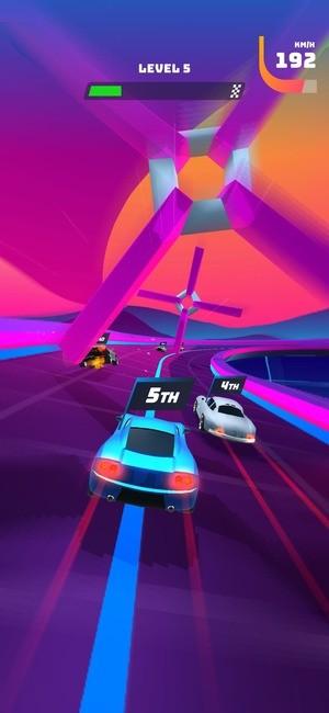 Race Master 3D Screnshot 1