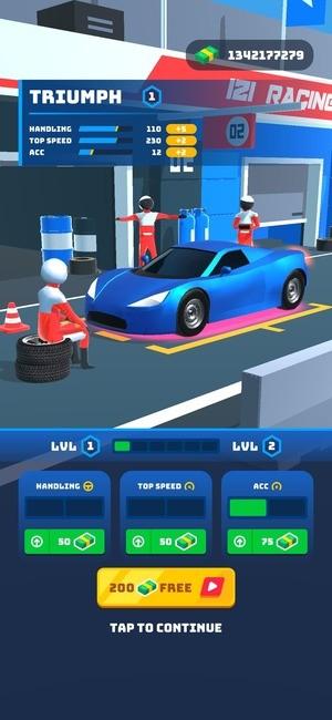 Race Master 3D Screnshot 2