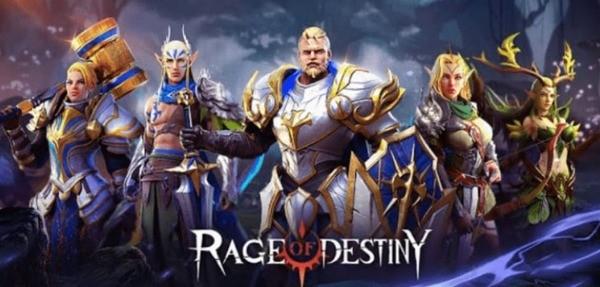 Rage of Destiny Logo