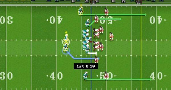Retro Bowl Screenshot 3