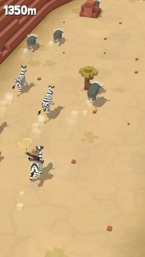 Rodeo Stampede Screenshot 1