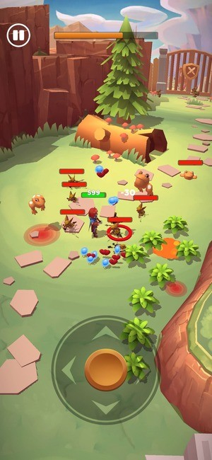 Rogue Land Screenshot 2