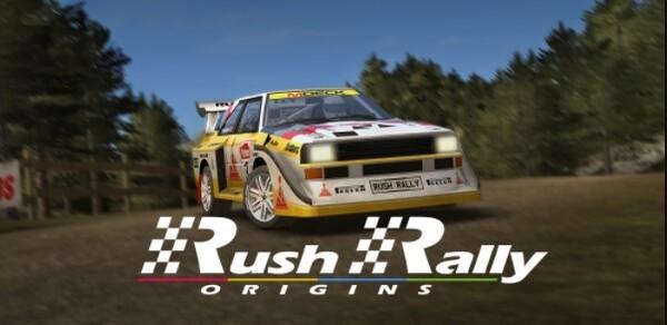 Rush Rally Origins Logo