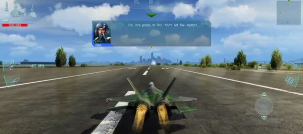 Sky Gamblers Infinite Jets Screen 1