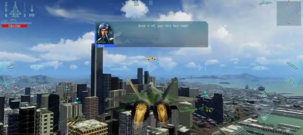 Sky Gamblers Infinite Jets Screen 2